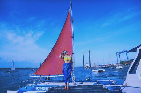Ben du thuyen Marina dep nhu troi Tay o Vung Tau - Anh 3