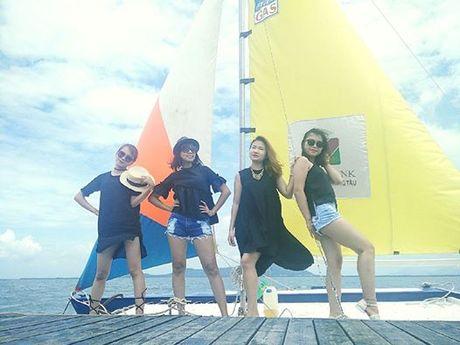 Ben du thuyen Marina dep nhu troi Tay o Vung Tau - Anh 5