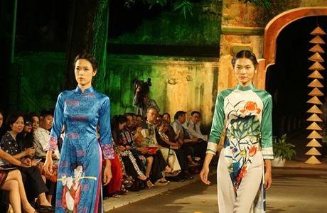 Festival ao dai Ha Noi quy mo lon lan dau tien o Ha Noi dien ra vao thang 10 - Anh 10