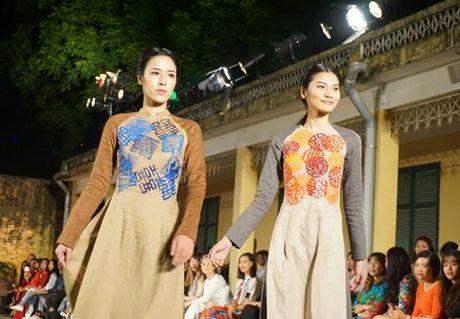 Festival ao dai Ha Noi quy mo lon lan dau tien o Ha Noi dien ra vao thang 10 - Anh 13