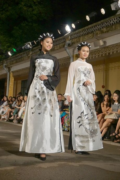 Festival ao dai Ha Noi quy mo lon lan dau tien o Ha Noi dien ra vao thang 10 - Anh 15