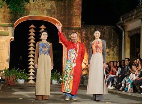 Festival ao dai Ha Noi quy mo lon lan dau tien o Ha Noi dien ra vao thang 10 - Anh 18