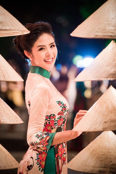 Festival ao dai Ha Noi quy mo lon lan dau tien o Ha Noi dien ra vao thang 10 - Anh 4