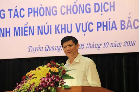 Phong, chong dich benh o mien nui van gap nhieu kho khan - Anh 2