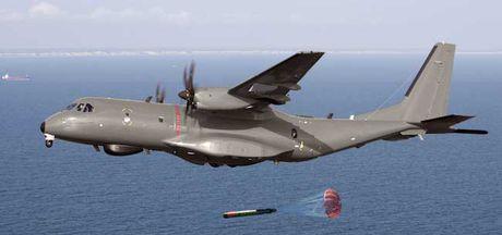 Airbus trinh dien may bay van tai C295 dung tiep dau tren khong - Anh 3