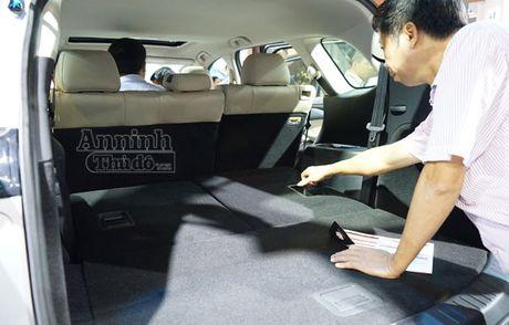 Mazda CX-9 2016 xuat hien tai Ha Noi, tham do thi truong Viet Nam - Anh 10