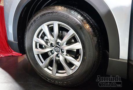Mazda CX-9 2016 xuat hien tai Ha Noi, tham do thi truong Viet Nam - Anh 12