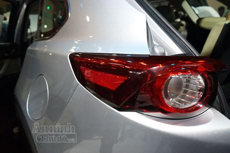 Mazda CX-9 2016 xuat hien tai Ha Noi, tham do thi truong Viet Nam - Anh 13