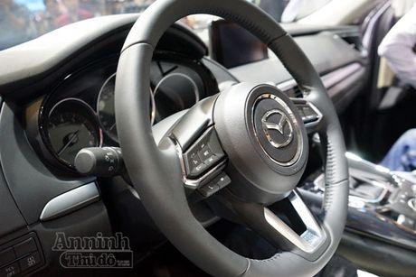 Mazda CX-9 2016 xuat hien tai Ha Noi, tham do thi truong Viet Nam - Anh 2