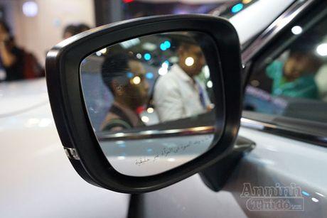 Mazda CX-9 2016 xuat hien tai Ha Noi, tham do thi truong Viet Nam - Anh 5