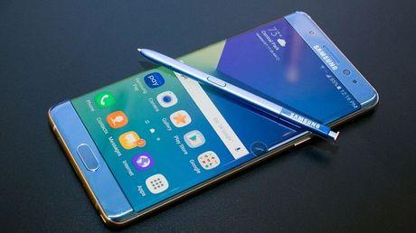 Galaxy Note 7 co the bi thu hoi lan hai - Anh 1