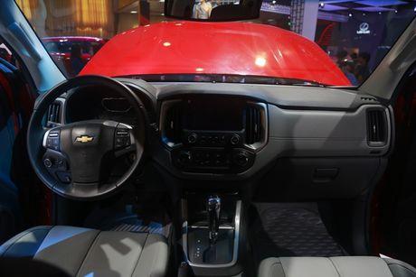 Chevrolet ra mat dong thoi 5 phien ban cua mau xe Colorado 2017 - Anh 2