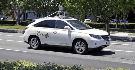 Google khong tao ra xe tu lai ma dang tao ra cac lai xe - Anh 1