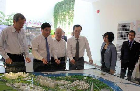 Bo truong Pham Hong Ha chi dao hoi thao chinh trang va phat trien do thi TP HCM - Anh 2