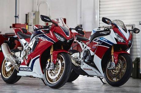 Sieu mo to Honda CBR1000RR 2017 trinh lang tai trien lam Intermot - Anh 13
