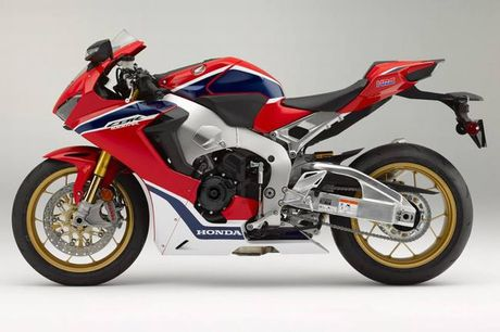 Sieu mo to Honda CBR1000RR 2017 trinh lang tai trien lam Intermot - Anh 9