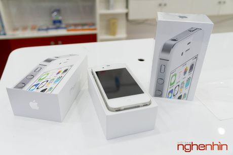iPhone 4S chua kich hoat bao hanh bat ngo xuat hien tai Viet Nam - Anh 1