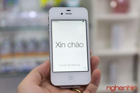 iPhone 4S chua kich hoat bao hanh bat ngo xuat hien tai Viet Nam - Anh 3