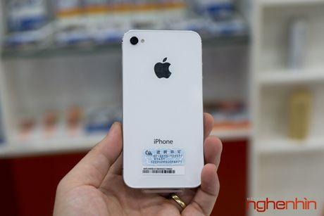 iPhone 4S chua kich hoat bao hanh bat ngo xuat hien tai Viet Nam - Anh 4