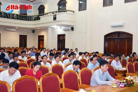 Tham muu trien khai tot Ket luan 05 cua Ban Thuong vu Tinh uy - Anh 1