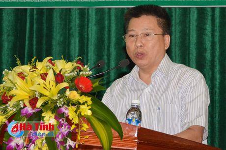 Tham muu trien khai tot Ket luan 05 cua Ban Thuong vu Tinh uy - Anh 2