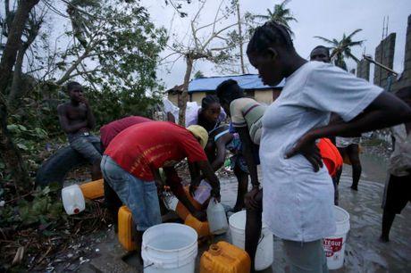 Haiti tan hoang sau bao Matthew, da co it nhat 339 nguoi thiet mang - Anh 13