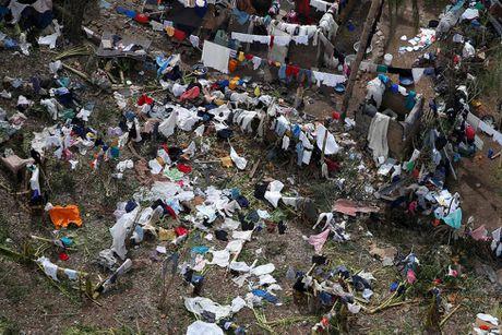 Haiti tan hoang sau bao Matthew, da co it nhat 339 nguoi thiet mang - Anh 17