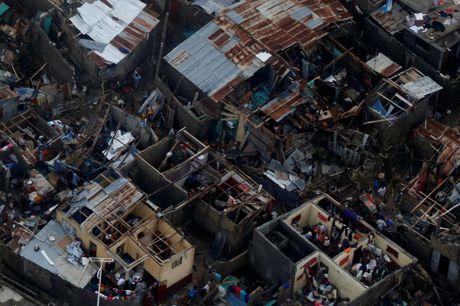 Haiti tan hoang sau bao Matthew, da co it nhat 339 nguoi thiet mang - Anh 3