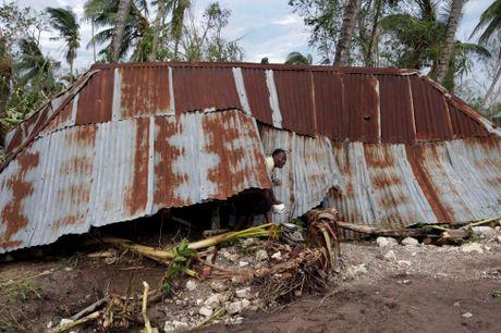 Haiti tan hoang sau bao Matthew, da co it nhat 339 nguoi thiet mang - Anh 5