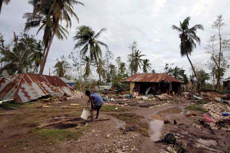 Haiti tan hoang sau bao Matthew, da co it nhat 339 nguoi thiet mang - Anh 6