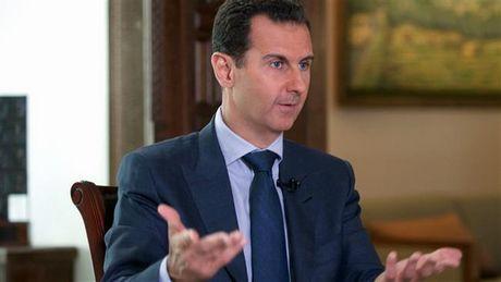 Tong thong Assad bac cao buoc quan doi Syria tan cong dan thuong - Anh 1