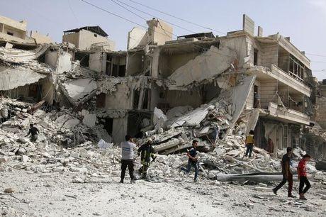 Bo Quoc phong Nga canh bao My lan cuoi ve Syria - Anh 1