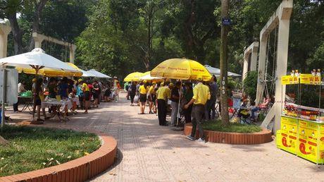 Dac sac hoi thi nau an gioi trong nu CNVCLD Tong cong ty Van tai Ha Noi - Anh 2