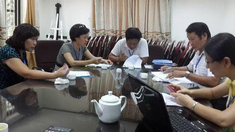 Dac sac hoi thi nau an gioi trong nu CNVCLD Tong cong ty Van tai Ha Noi - Anh 6