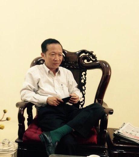 Ba Vi (Ha Noi): Cong trinh hang tram m2 xay dung tren dat nong nghiep, UBND xa Cam Thuong xu ly tren giay - Anh 6