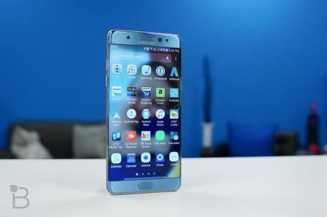 Loi nhuan quy III cua Samsung van kha quan bat chap vu thu hoi Galaxy Note 7 - Anh 1