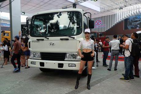 Namviet Motor trinh lang 3 dong xe thuong mai chu luc cua Hyundai - Anh 2