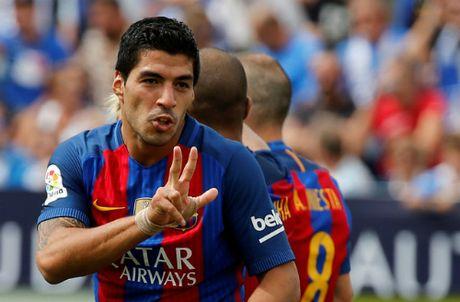Barca sap nang luong Suarez, ngang Neymar - Anh 1