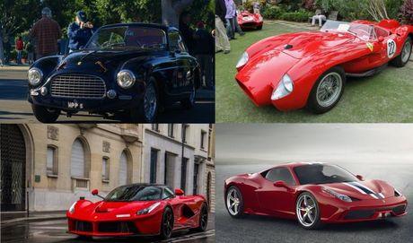 Diem danh nhung chiec Ferrari dep nhat trong lich su - Anh 1