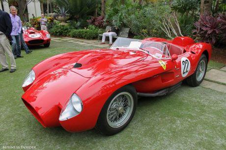 Diem danh nhung chiec Ferrari dep nhat trong lich su - Anh 3