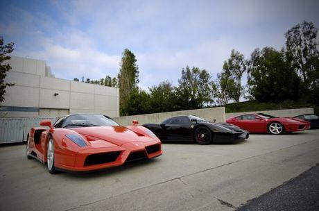 Diem danh nhung chiec Ferrari dep nhat trong lich su - Anh 6