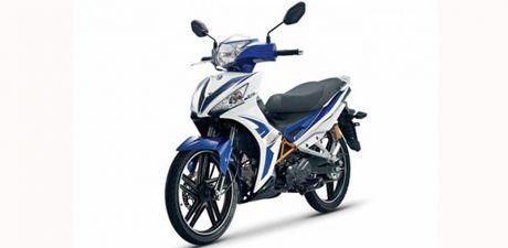 SYM ruc rich tung StarX 125 EFI vao thi truong Viet Nam - Anh 1