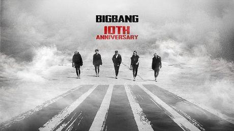 10 nam BigBang: Album dac biet, phim dien anh va nhieu hon the - Anh 1