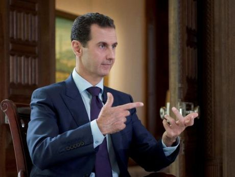 Assad du phien quan Allepo dau hang, the tai chiem toan bo Syria - Anh 1