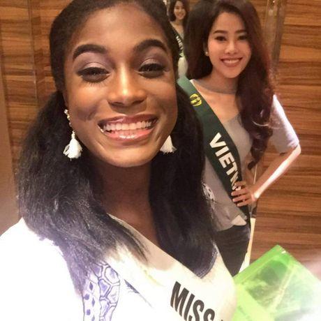 Nam Em noi bat khi do sac cung dan thi sinh Miss Earth 2016 - Anh 13