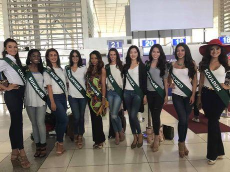 Nam Em noi bat khi do sac cung dan thi sinh Miss Earth 2016 - Anh 7
