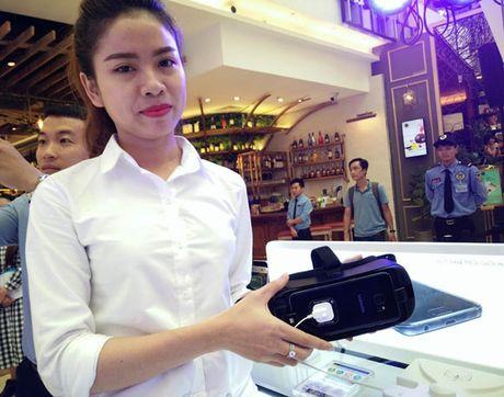 'Do choi' sanh dieu Samsung Gear 360 gia 6,99 trieu dong - Anh 5