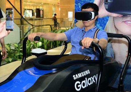 'Do choi' sanh dieu Samsung Gear 360 gia 6,99 trieu dong - Anh 6