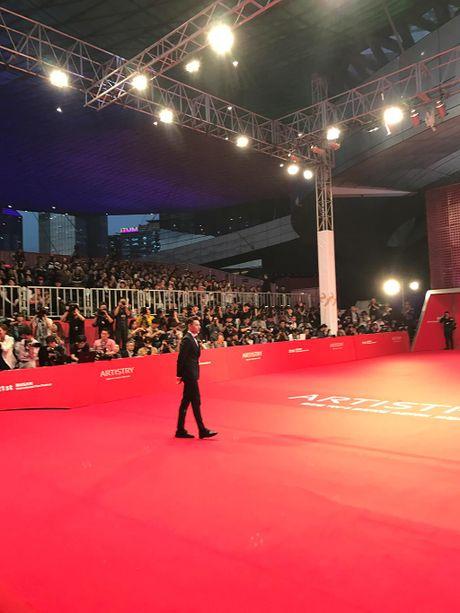 Issac mang 'Tam Cam' den Lien hoan phim quoc te Busan - Anh 2