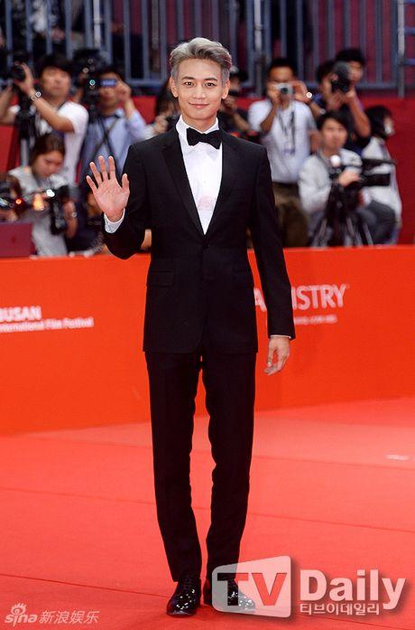 Issac mang 'Tam Cam' den Lien hoan phim quoc te Busan - Anh 7